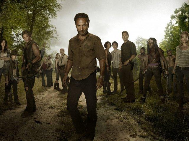 """Qual personagem de """"The Walking Dead"""" você é?"""