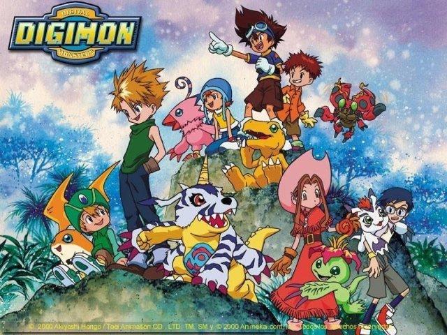 Qual personagem de Digimon você seria?
