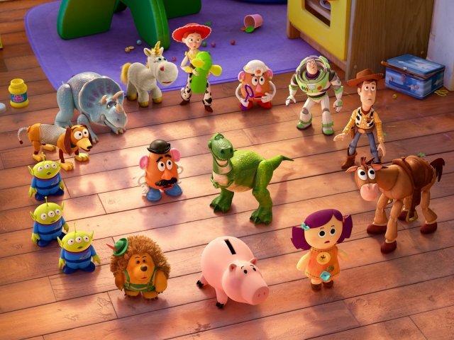 Qual personagem de Toy Story você seria?