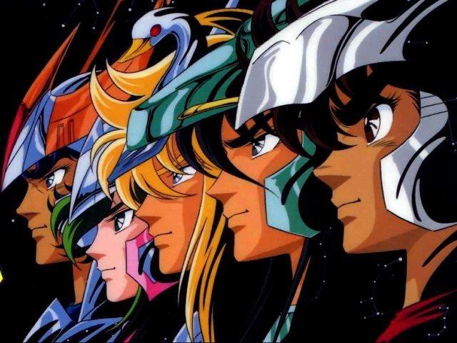 Será que você lembra da música de Cavaleiros do Zodíaco?