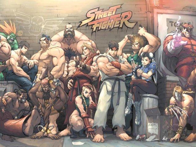 Qual personagem de Street Fighter você seria?