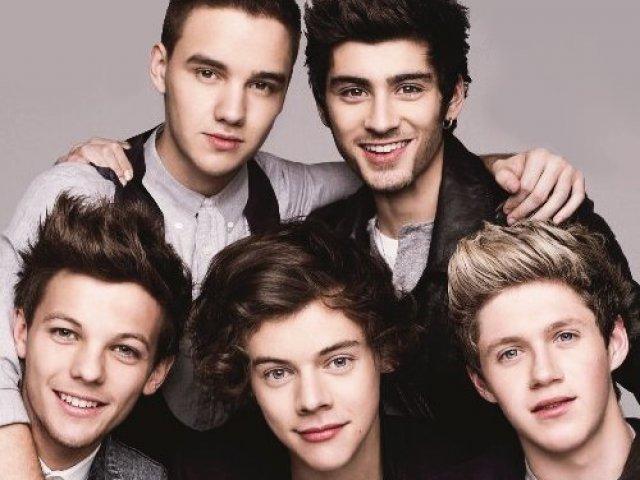 Será que você é um verdadeiro fã de One Direction?
