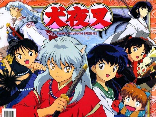Qual personagem de Inuyasha você seria?
