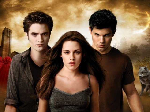 Quem você seria na saga Crepúsculo?