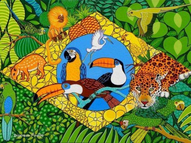 Qual animal da fauna brasileira você seria?