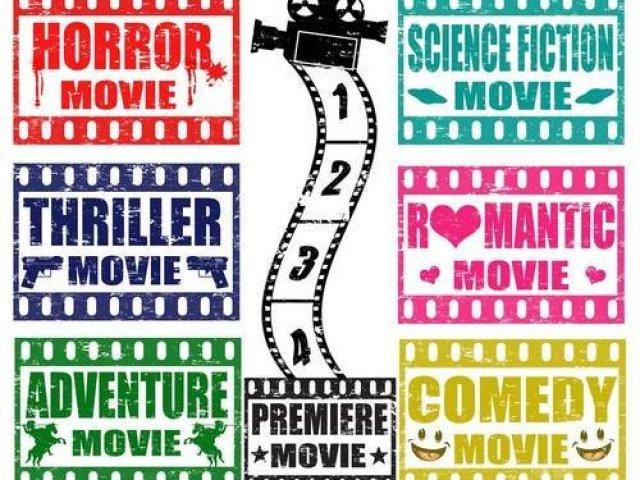 Que gênero de filme define sua vida amorosa?