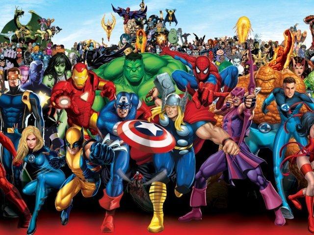 Qual Super-Herói da Marvel você seria?