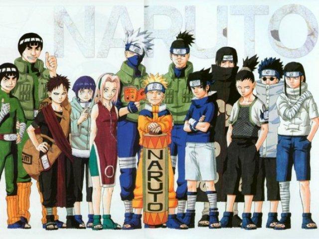 Qual seria o seu clã em Naruto?