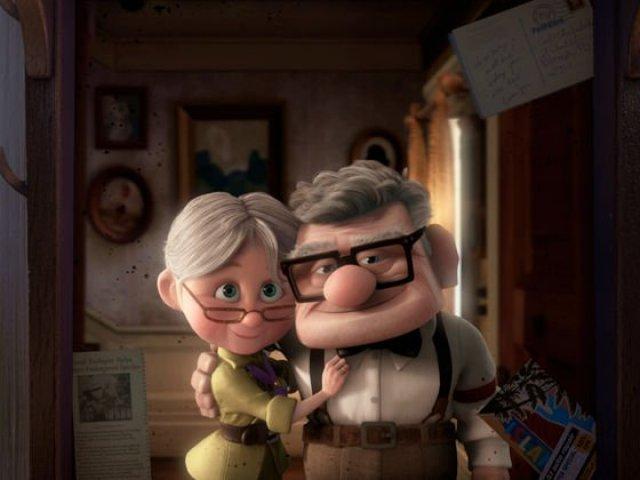 Qual casal da Pixar você e seu namorado formam?