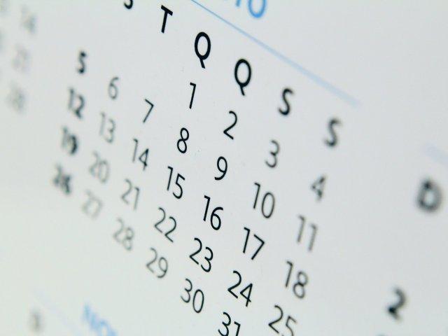Qual dia da semana mais combina com você?
