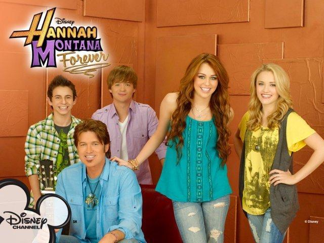 Quem você seria em Hannah Montana?