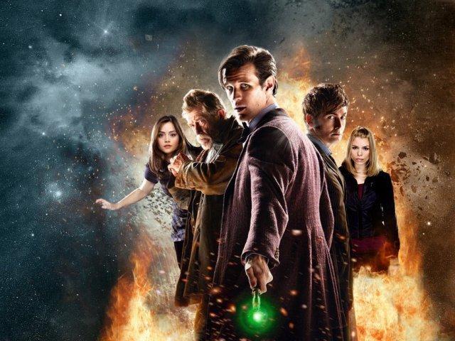 Quem você seria em Doctor Who?