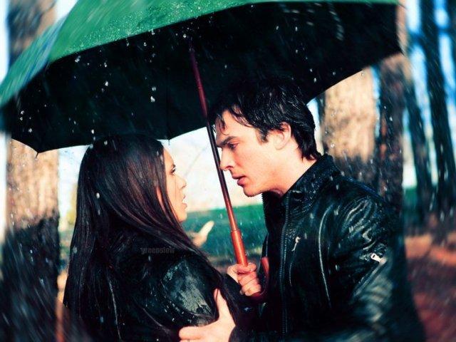 Qual casal de The Vampire Diaries você e seu namorado seriam?
