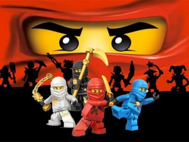 """Quem você seria em """"Ninjago""""?"""