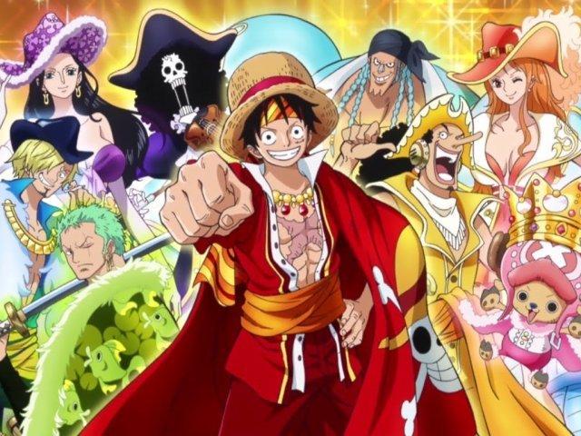 Você Conhece Os Personagens De One Piece: Qual Personagem De One Piece Você Seria?