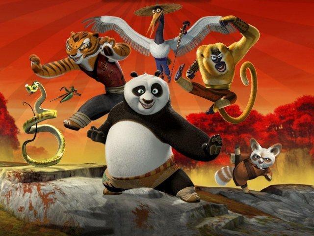 """Quem você seria em """"Kung Fu Panda""""?"""