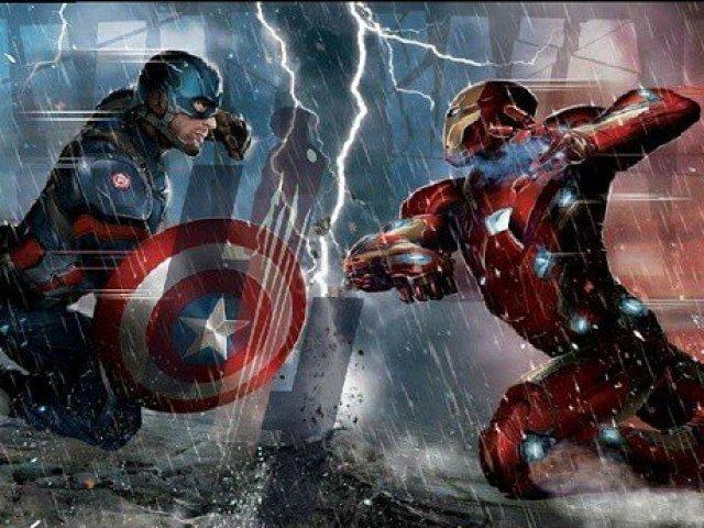 Resultado de imagem para capitão america e homem de ferro