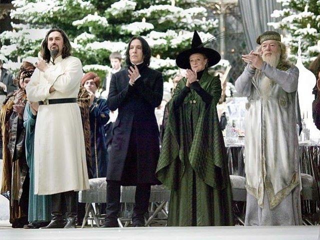 Qual professor de Hogwarts você seria?