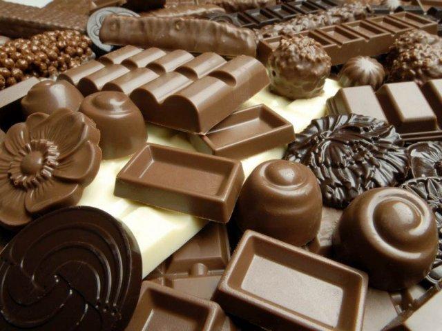 Que chocolate você seria?