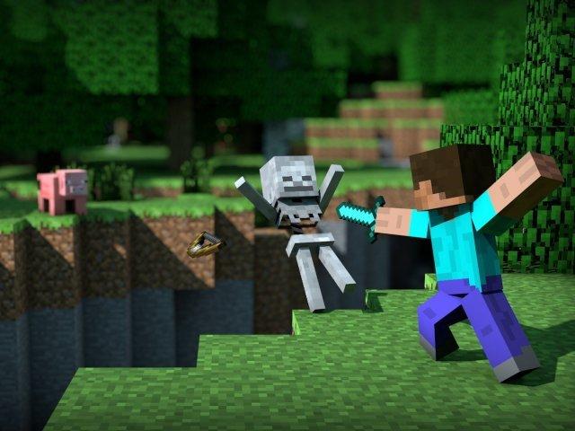Você é mais Minecraft ou The Sims?