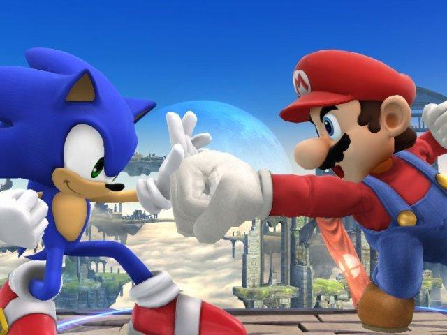Você é mais Sonic ou Mario?