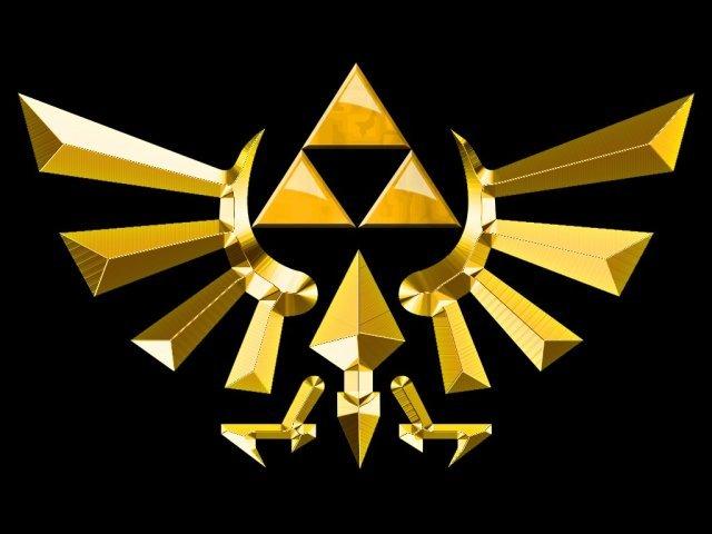 Qual lado da Triforce lhe representa?