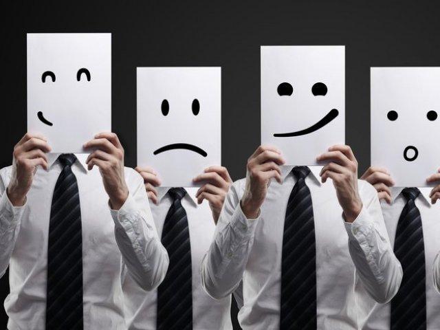 Qual é a sua emoção mais forte?