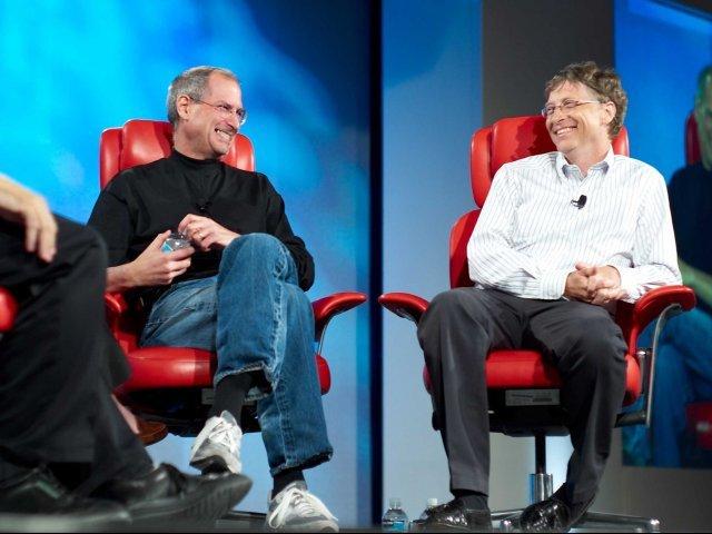 Você é mais Steve Jobs ou Bill Gates?