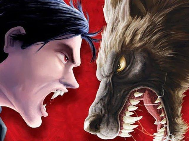 Você é mais Vampiro ou Lobisomem?