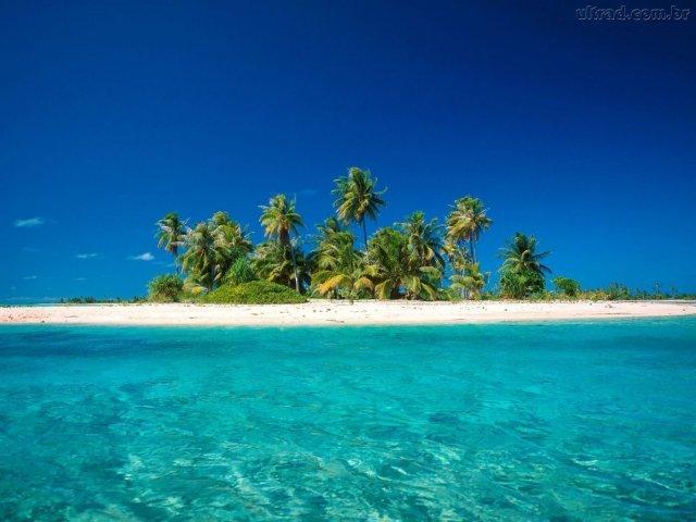 O que iria com você para uma ilha deserta?