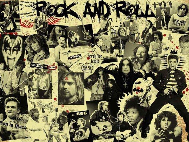 Qual ícone do rock você seria?