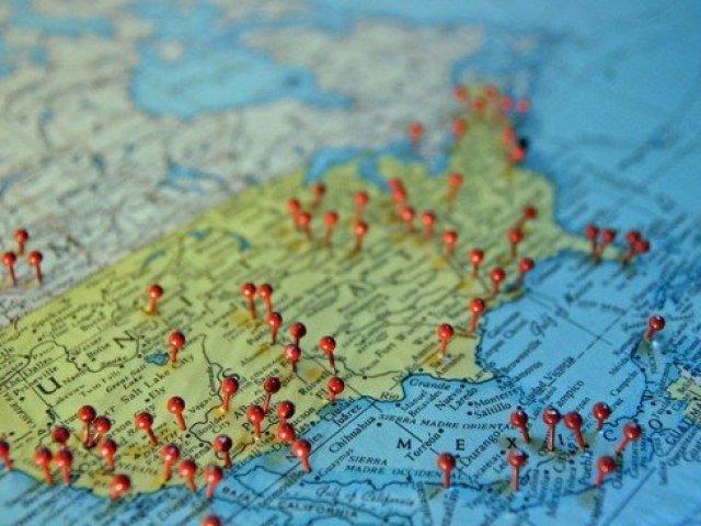 Você conhece esses lugares famosos?
