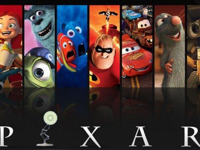 Qual filme da Pixar foi inspirado em você?