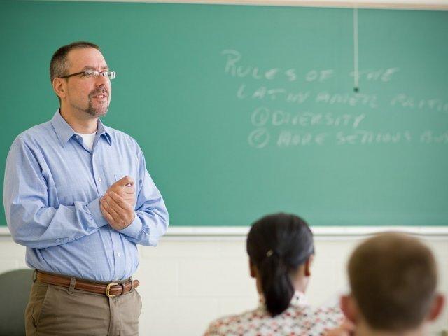 Se você fosse um professor qual matéria você ensinaria?