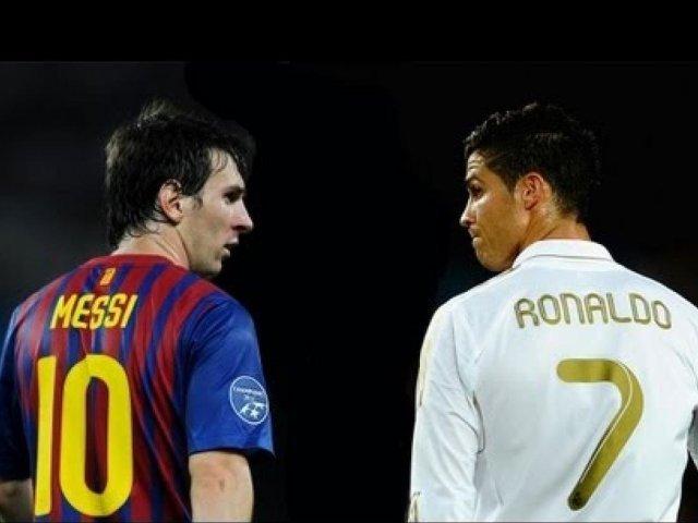 Você é mais Lionel Messi ou Cristiano Ronaldo?