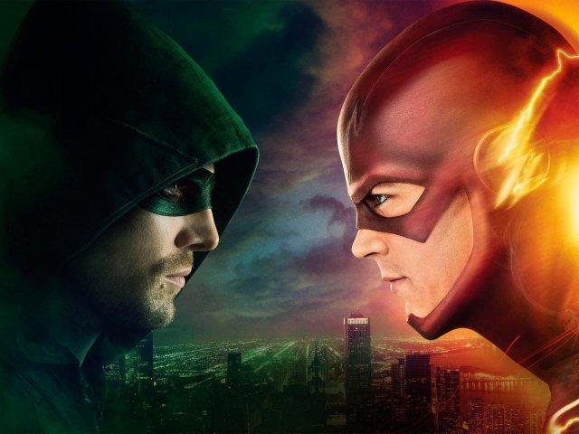 Você é mais Oliver Queen ou Barry Allen?