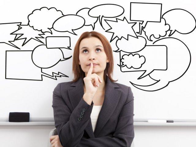Qual é a sua forma de comunicação dominante?