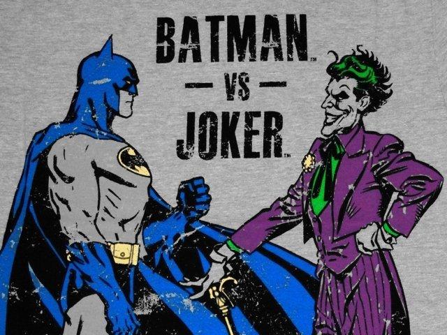 Você é mais Batman ou Coringa?