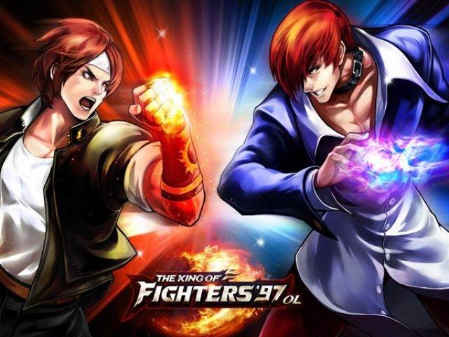 """Quem você seria em """"The King of Fighters""""?"""