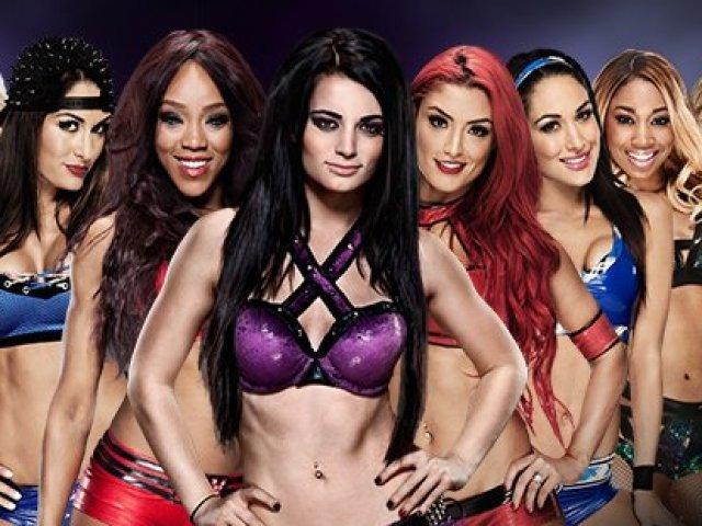Qual Diva do WWE você seria?
