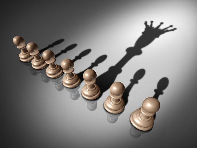 Qual é o seu nível de liderança?