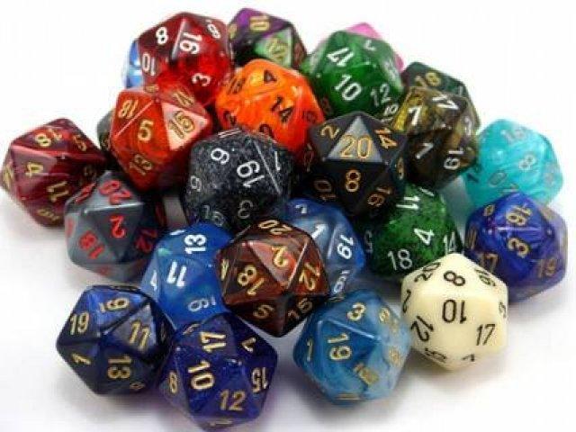 Você sabe tudo sobre RPG de Mesa?