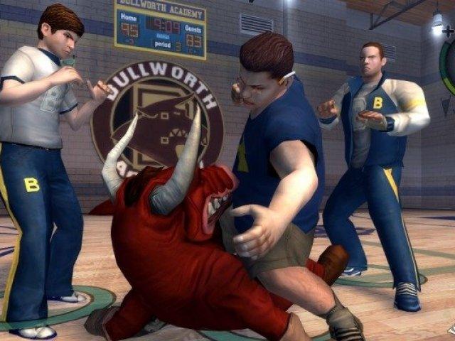 Qual facção você participaria no jogo Bully ?