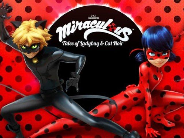 Quem da serie de Miraculous Ladybug você seria?
