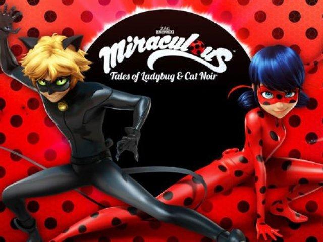 Você sabe tudo sobre Miraculous LadyBug?
