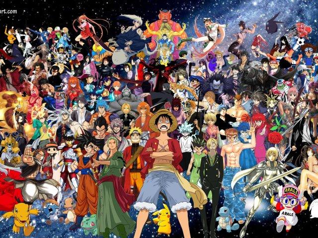 Você Conhece Os Personagens De One Piece: Você Conhece Esses Personagens De Anime?