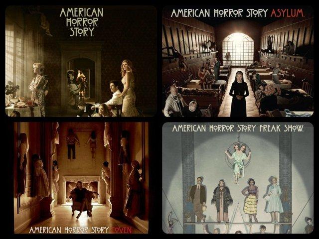 O que você sabe sobre American Horror Story?