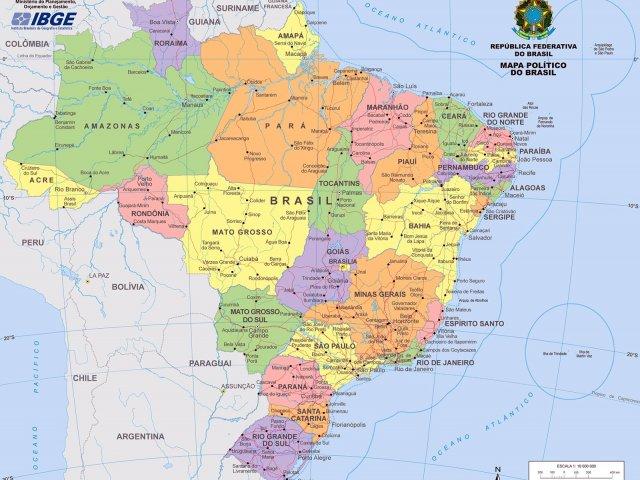 Você conhece as capitais dos estados Brasileiros?