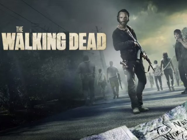 O que você sabe sobre The Walking Dead?