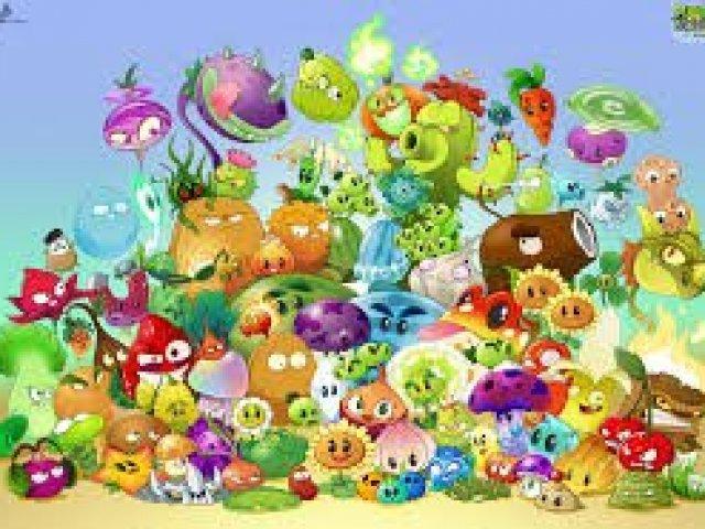 Que Personagem De Plants Vs Zombies Voc 234 Seria Quizur